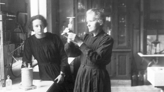 Marie Curie / generalisation